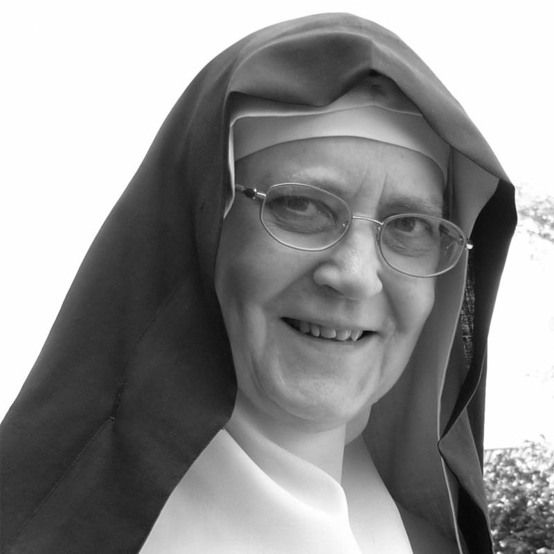 Sister Paula Fairlie OSB