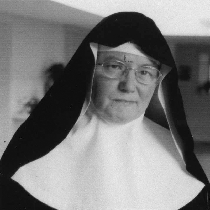 Sister Christopher Godden OSB